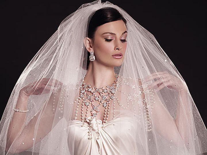 Tmx 1441831859141 Crystalpearlstandingfront Havertown, Pennsylvania wedding dress