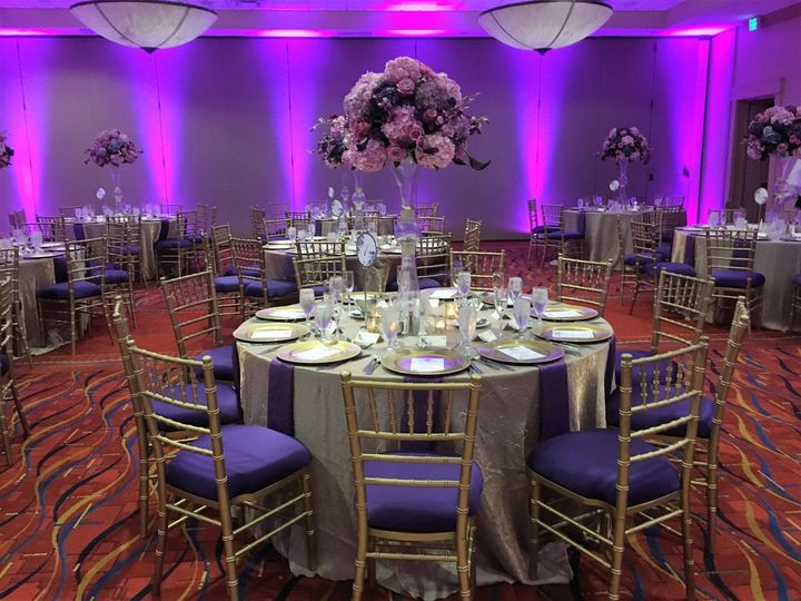 Tmx 1465429546015 Purple Reception Tampa, FL wedding planner