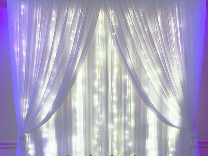 Tmx 1465430153144 Light Backdrop Tampa, FL wedding planner