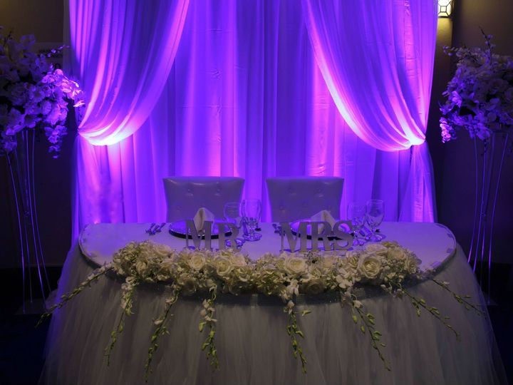 Tmx Sweetheart Table Decor 51 54418 Tampa, FL wedding eventproduction