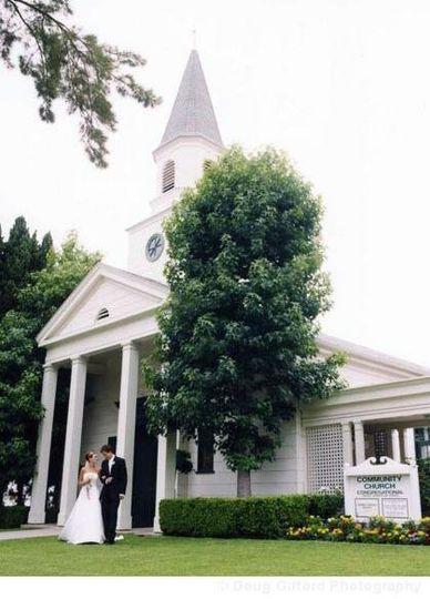Corona del Mar Communityn Church front