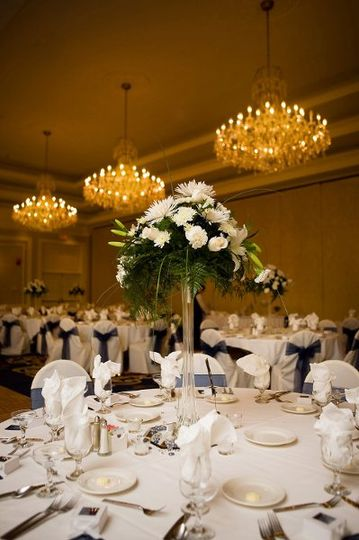 Our Grand Ballroom the perfect location for your Wedding Reception