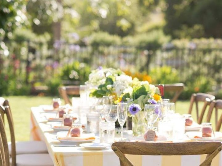 Tmx 1425600652131 Yellow Madeline Atascadero wedding rental
