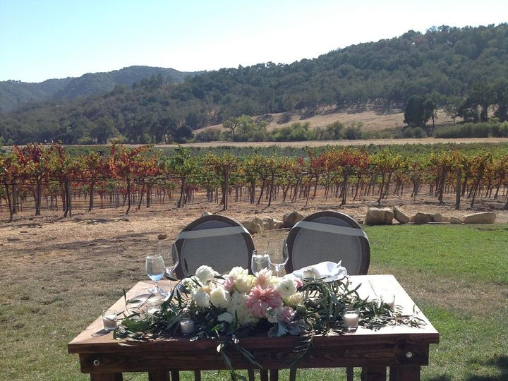 Tmx 1425600980598 Sweetheart Table Atascadero wedding rental