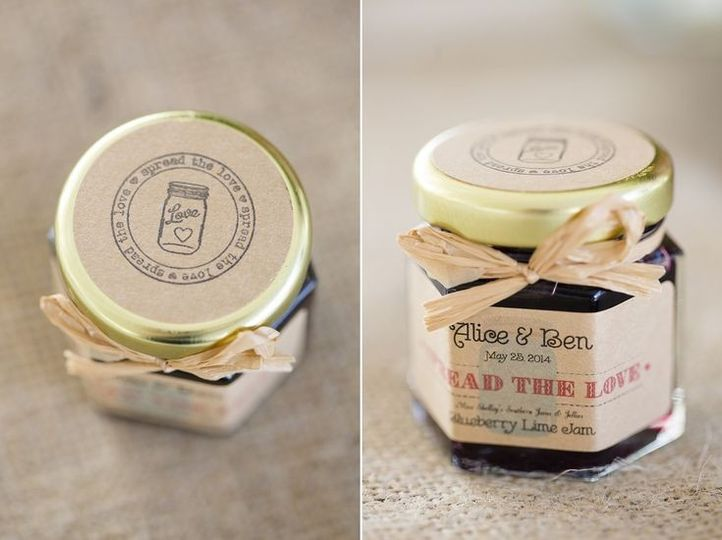 Miss Shelley\'s Southern Jams and Jellies - Favors & Gifts - La ...