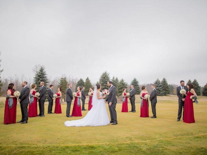 Tmx 1505855446315 Bridalpartyongreen Smiths Creek, MI wedding venue