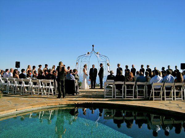 Rancho del Sol del Pacifico- Wedding Ceremony