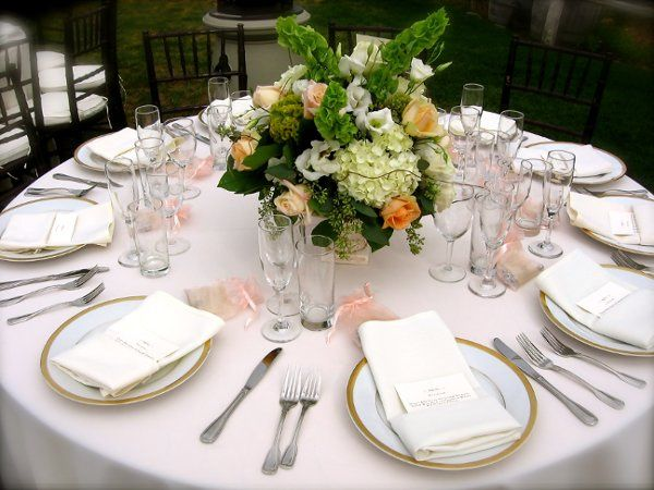 A Lovely Table Setting