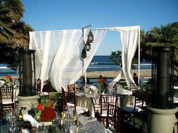 Beach Reception- Adamson House