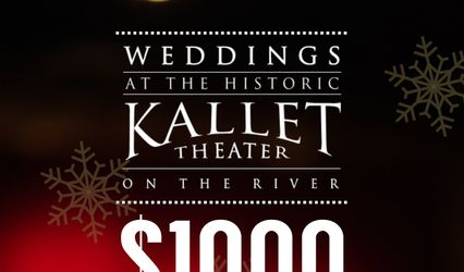 The Historic Kallet Theater on the River 1