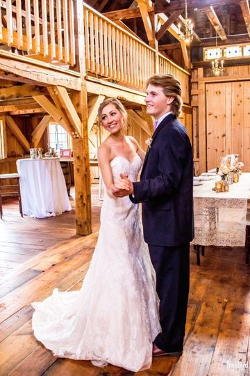 Andover Barn At The Highland Lake Inn Wedding Ceremony Amp Reception Venue New Hampshire