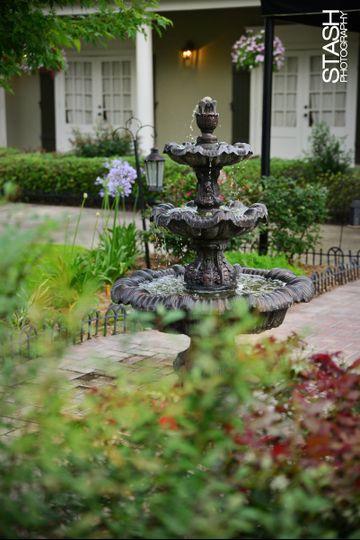 The Gatehouse gardens