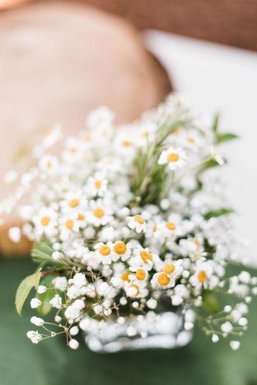 Summer Wedding Wildflower