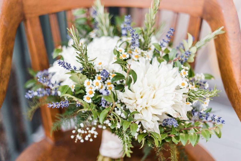 Bridal Bouquet Wildflower