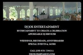 DJ JOE ENTERTAINMENT