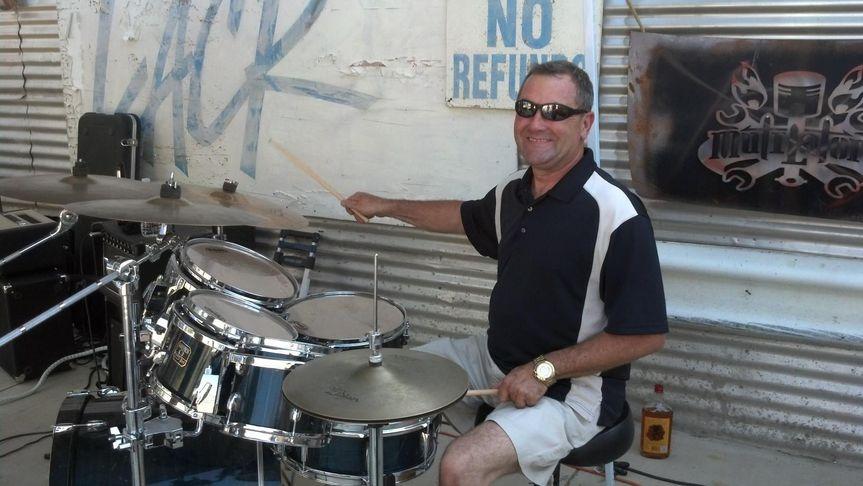 Wannabe drummer