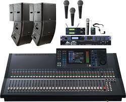 Pro quality sound gear