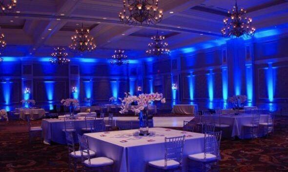 Tmx 1534877140 7d02518b93316694 1534877139 95e21c555e41d030 1534877140395 6 Blue Uplighting Mammoth Lakes, CA wedding dj