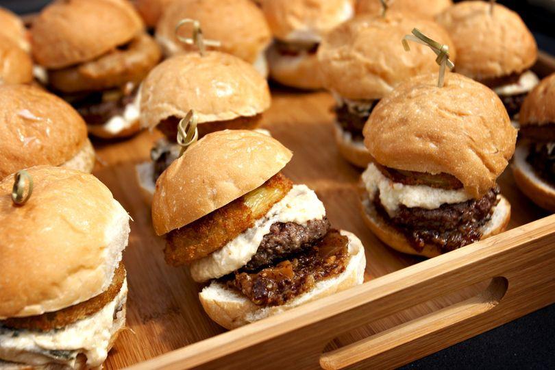 Truffle Burgers