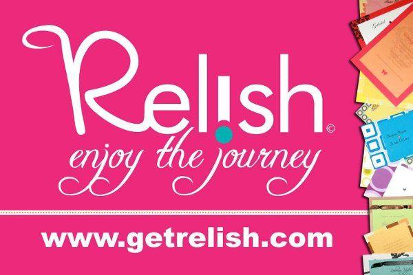 Relish LOGO Sign 2