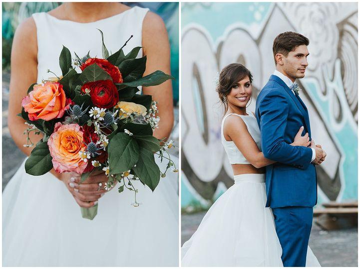 Veronica & Franck Wedding