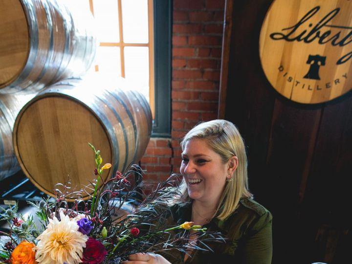 Tmx 1509161877129 Lauren Styled Shoot Photo Phoenixville, Pennsylvania wedding florist