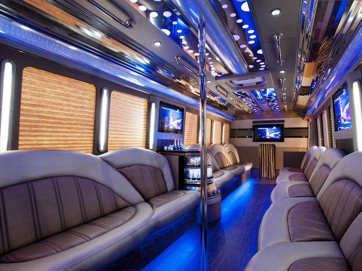 Tmx 1466346368867 30 Pass. Party Bus Int. Johnstown wedding transportation