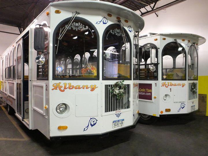 Tmx 1466346438291 Trolley6 Johnstown wedding transportation