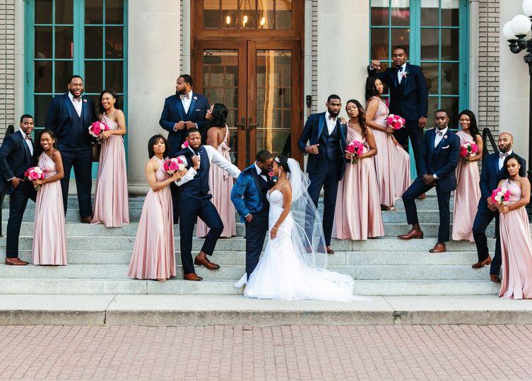Neal wedding