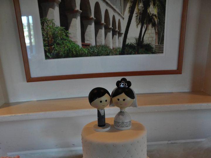Tmx 1363404220227 DSC01742 San Diego wedding cake
