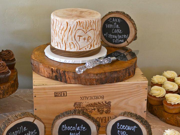Tmx 1413654936798 Dsc64172 San Diego wedding cake
