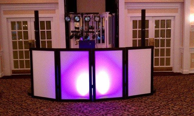 Our set up during a Wedding Reception at the Glen Sanders Mansion New York. Bride requested our...