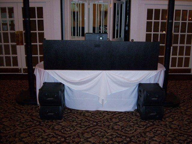 Tmx 1363696021486 GlenSandersMansionBoseL1s Clifton Park, NY wedding dj