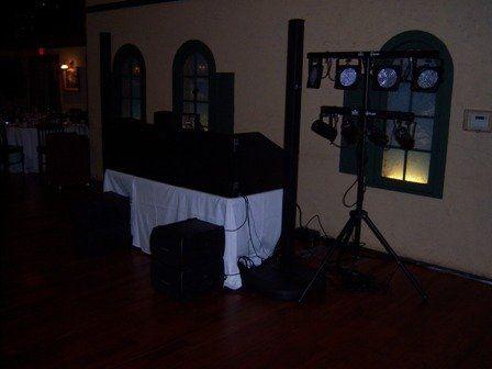 Tmx 1363696030376 LongfellowsSetupwithLEDLightssideview Clifton Park, NY wedding dj