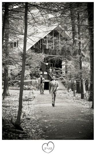 lacawac sanctuary wedding photos 50