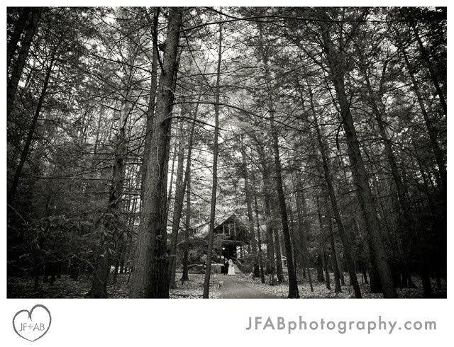 lacawac sanctuary wedding photos 60