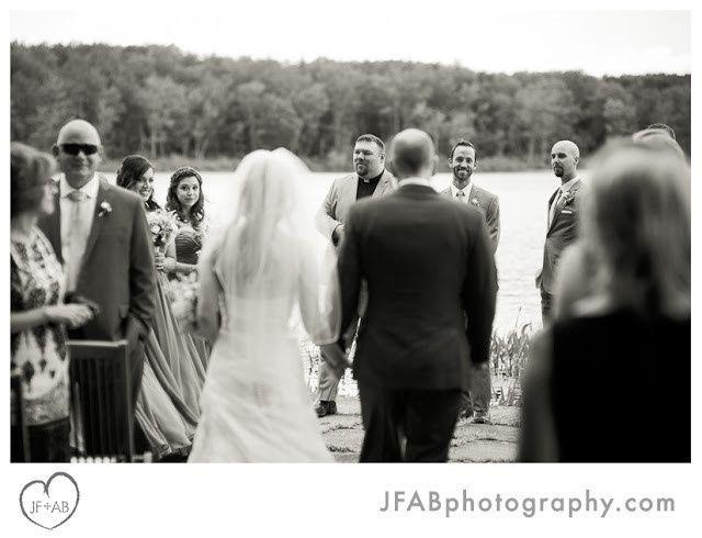 lacawac sanctuary wedding photos 64