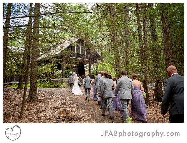 lacawac sanctuary wedding photos 76