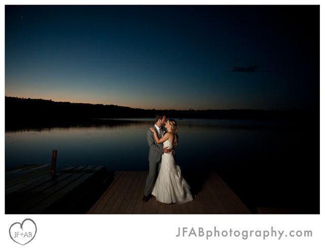 lacawac sanctuary wedding photos 128