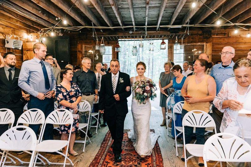 Wedding Ceremony Site 2