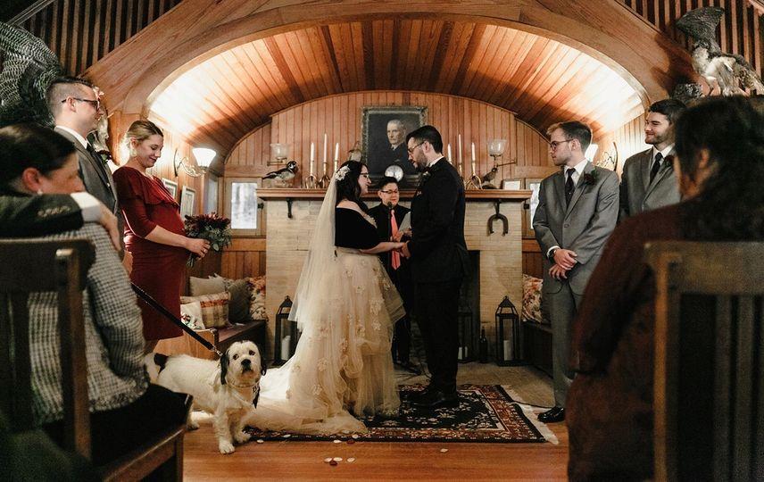 Wedding Ceremony Site 3
