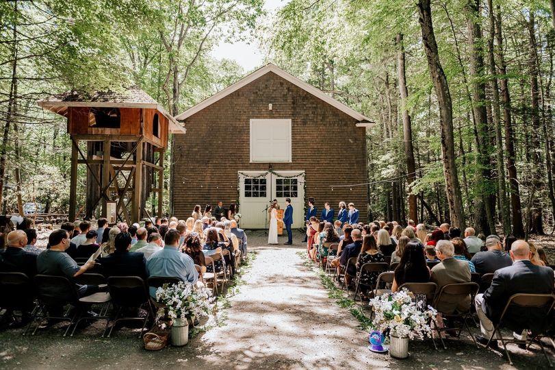 Wedding Ceremony Site 1