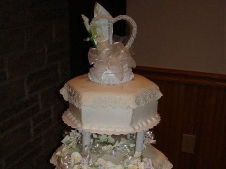 Tmx 1233539233031 DSC00364 Manchester wedding cake