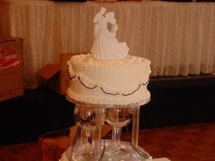 Tmx 1233539234281 DSC02614 Manchester wedding cake