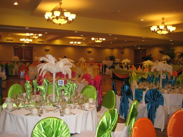 Quinceanera Ballroom Photo