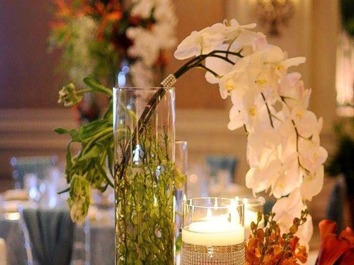 Tmx 1365633665473 Burnetti Tablescape Lakeland wedding planner