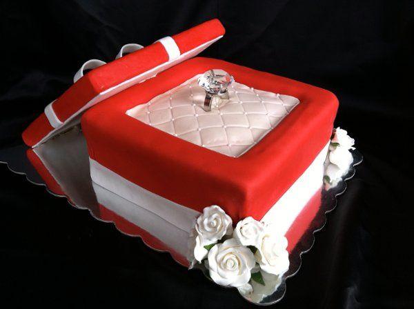 Tmx 1301624069998 IMG0280 Pelham wedding cake