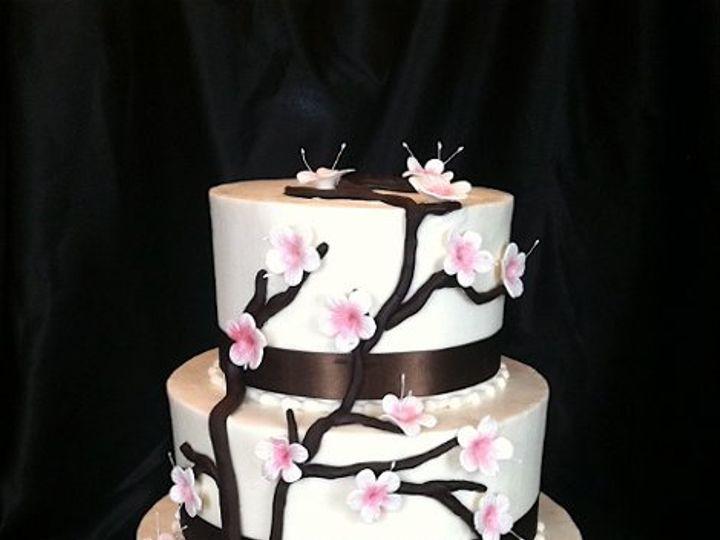 Tmx 1331151710508 Photo Pelham wedding cake
