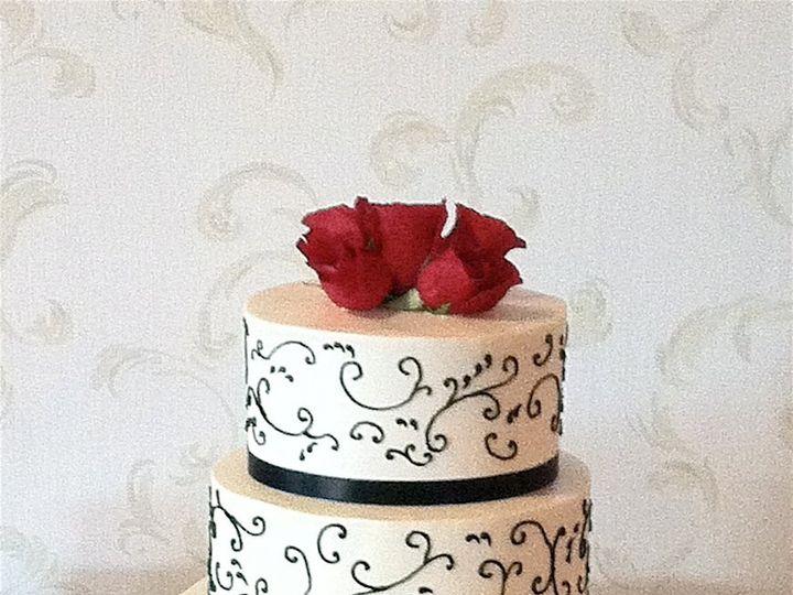 Tmx 1345552342499 Photo Pelham wedding cake