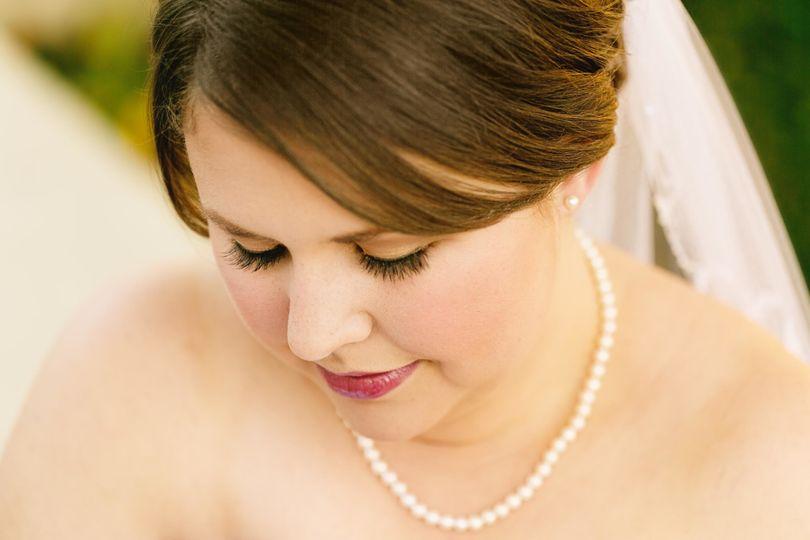 Gloss Makeup and Hair